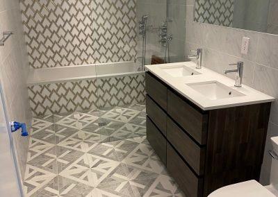 Long Island City Fixing Violation Gut Renovation of Shower