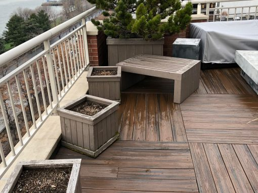 Lower West Side Roof Top Renovation