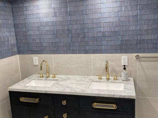 Park Slope Modern Bathroom Renovation