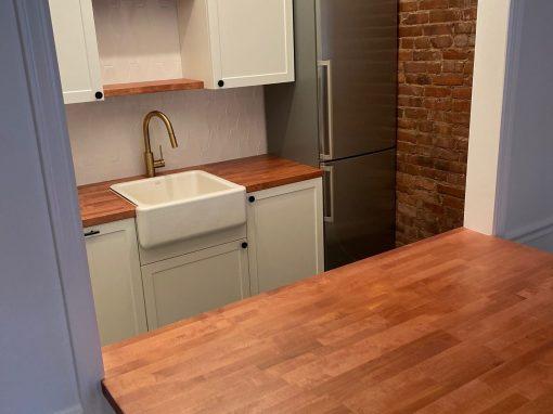 Sterling Place Park Slope Kitchen and Bathroom Renovation