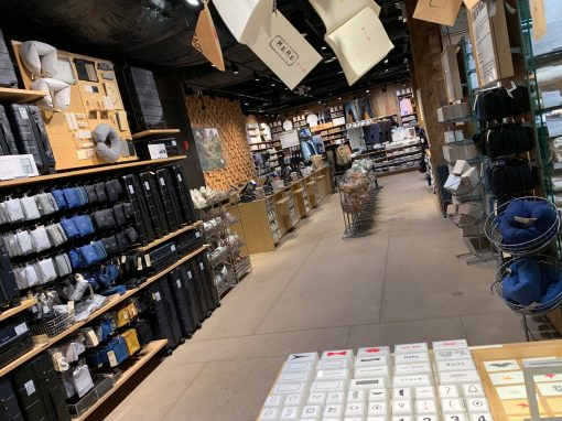 Commercial Muji Stores