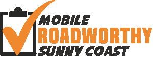 Mobile Roadworthys Sunshine Coast Logo