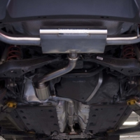 Eurojet  EJ611-E20-01-02 | MK6 2.0T V-BANDED GTI CATBACK