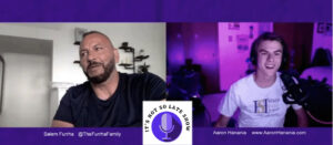 It's Not So Late Show interview with guest and social media phenom Salem Furrha with Aaron Hanania.