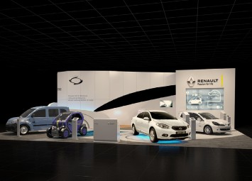 Booth Design - Renault - Portfolio - 1100px