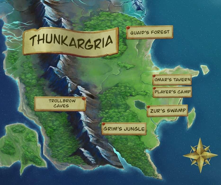 Discover Thungaria