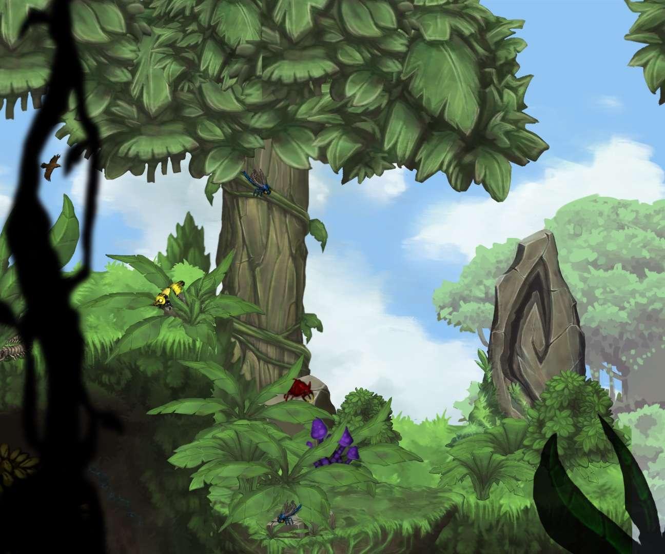 Wander the Jungle
