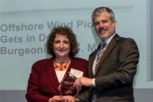Castle Wind's Alla Weinstein is Named as 'Top 25 Newsmaker' by Engineering News Record
