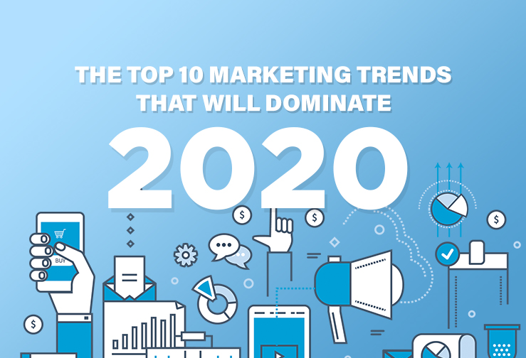 7 Online Marketing Trends That Will Dominate 2020