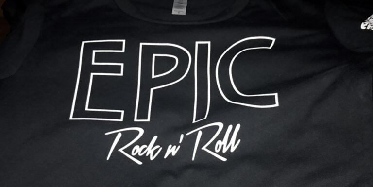 EPIC Band Custom Apparel