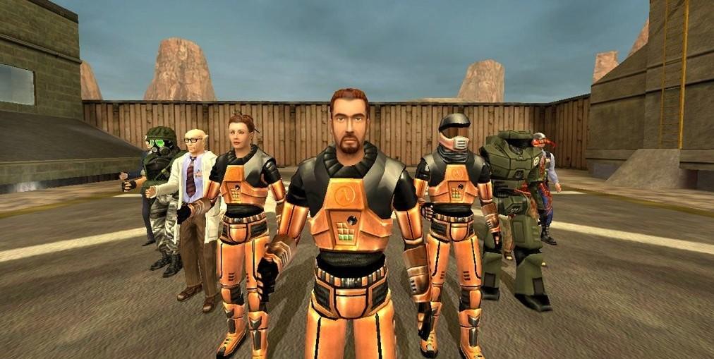 Half-Life 1 vs Half-Life 2