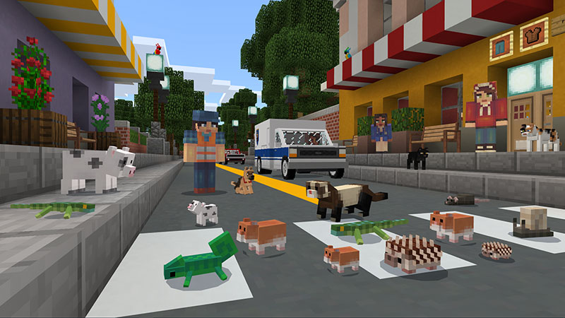 Minecraft Store about to go live!