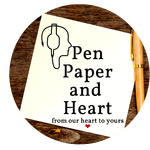 Pen Paper and Heart ??❤