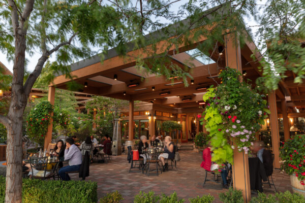 Quails Gate Winery Outdoor DiningSeptember 2020 9