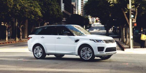 Range Rover Sport Lease Deal