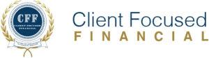 Client Focused Financial Web Logo