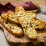 Menu - Garlic Bread