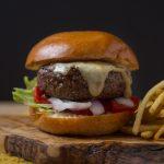Bossa Nova Cheeseburger