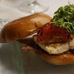 Seabass Sandwich