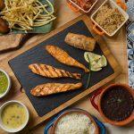 Grill Fish Plates
