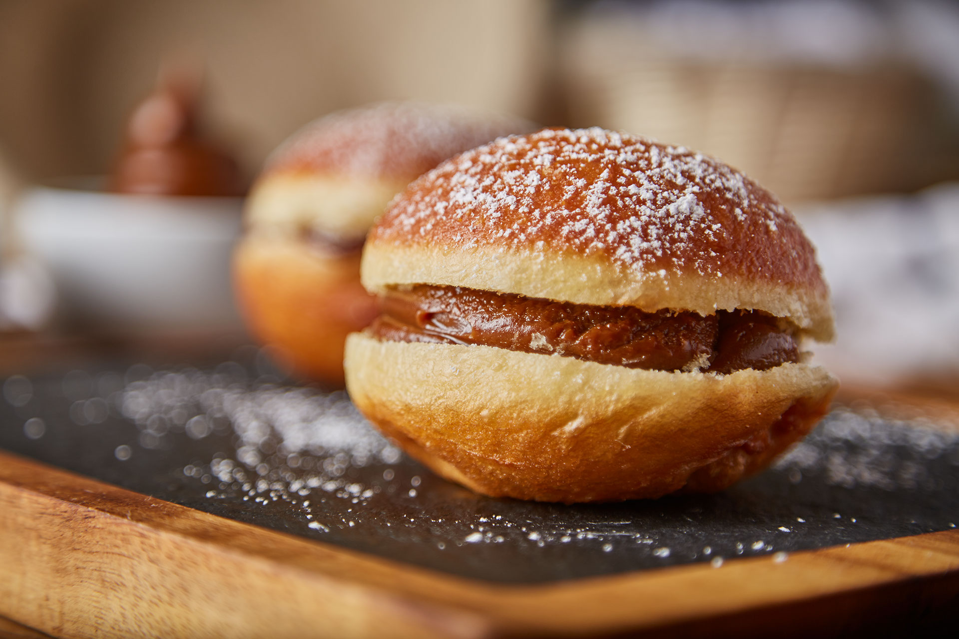 Berliner from Bakery Products Menu