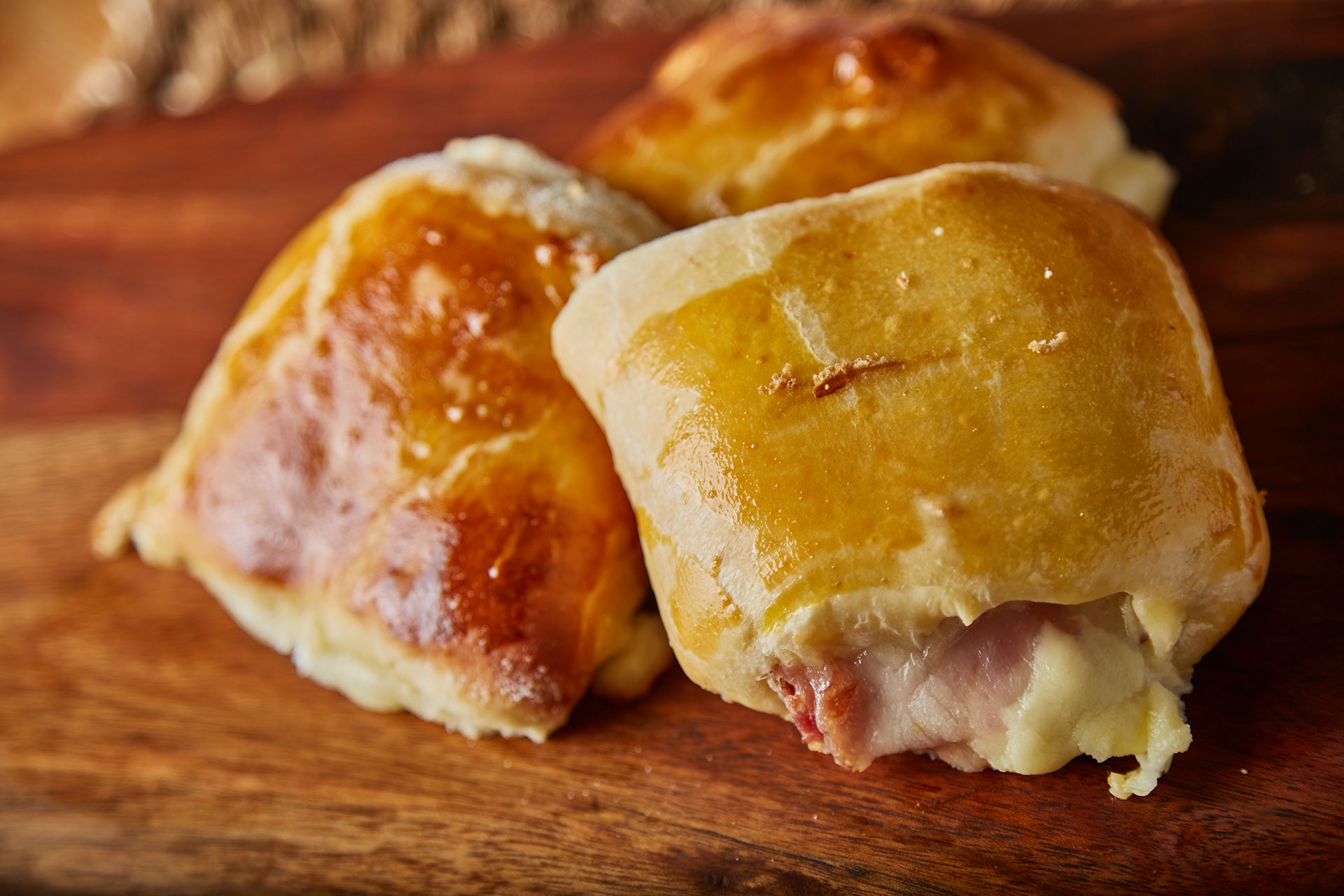 Ham and Cheese Roll from Bakery Products Menu