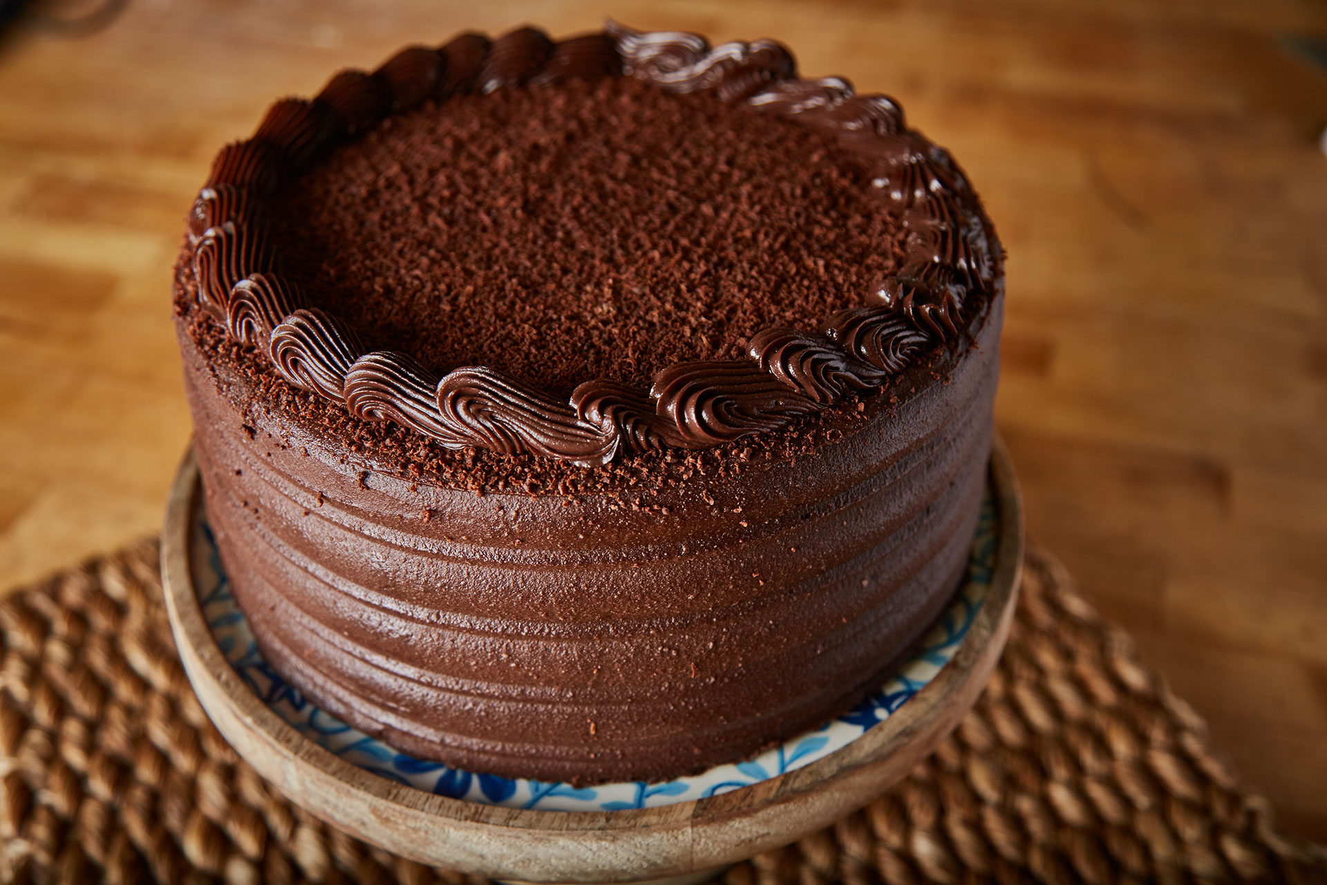 Colossal Chocolate Cake from Bakery Products Menu