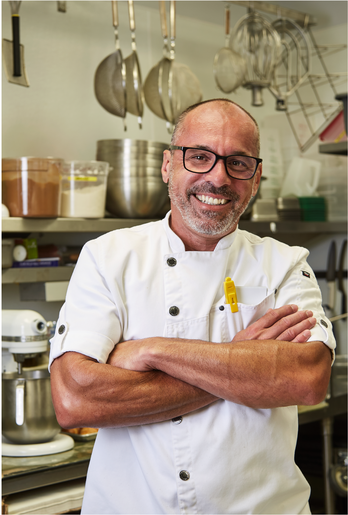 Head Chef Francisco
