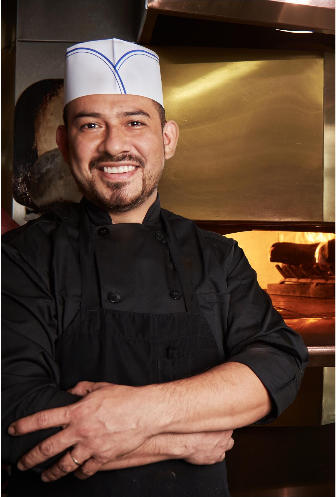 Chef Gilberto Hollywood