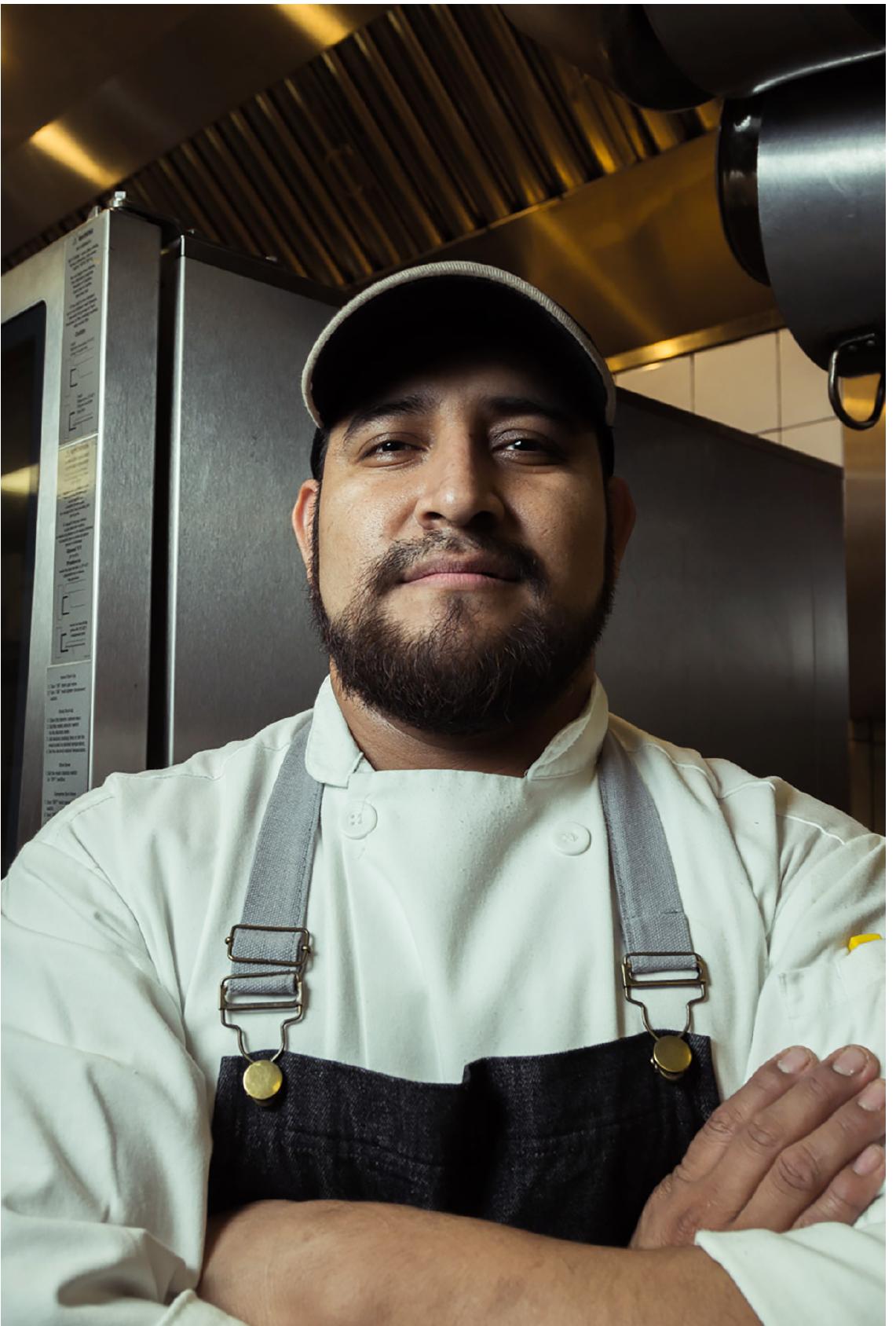 Chef Ivan South Bay