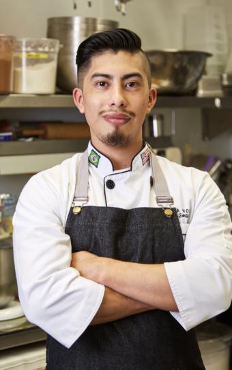 Moises Baker Assistant Bossa Nova Bakery