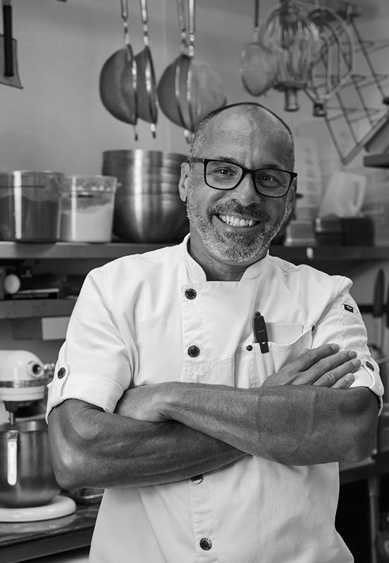 Chef Francisco Freire