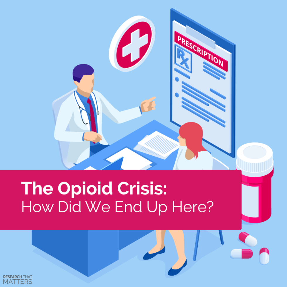The Opioid Crisis How Did We End Up Here