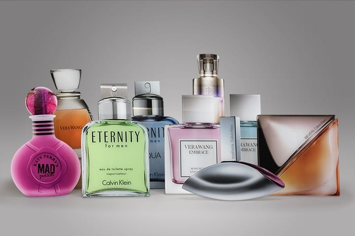 These perfume bottle, easel back displays custom manufactured in acrylic here at PPD&G are a simple, yet effective marketing tool and can be custom made to advertise any product in almost any setting.