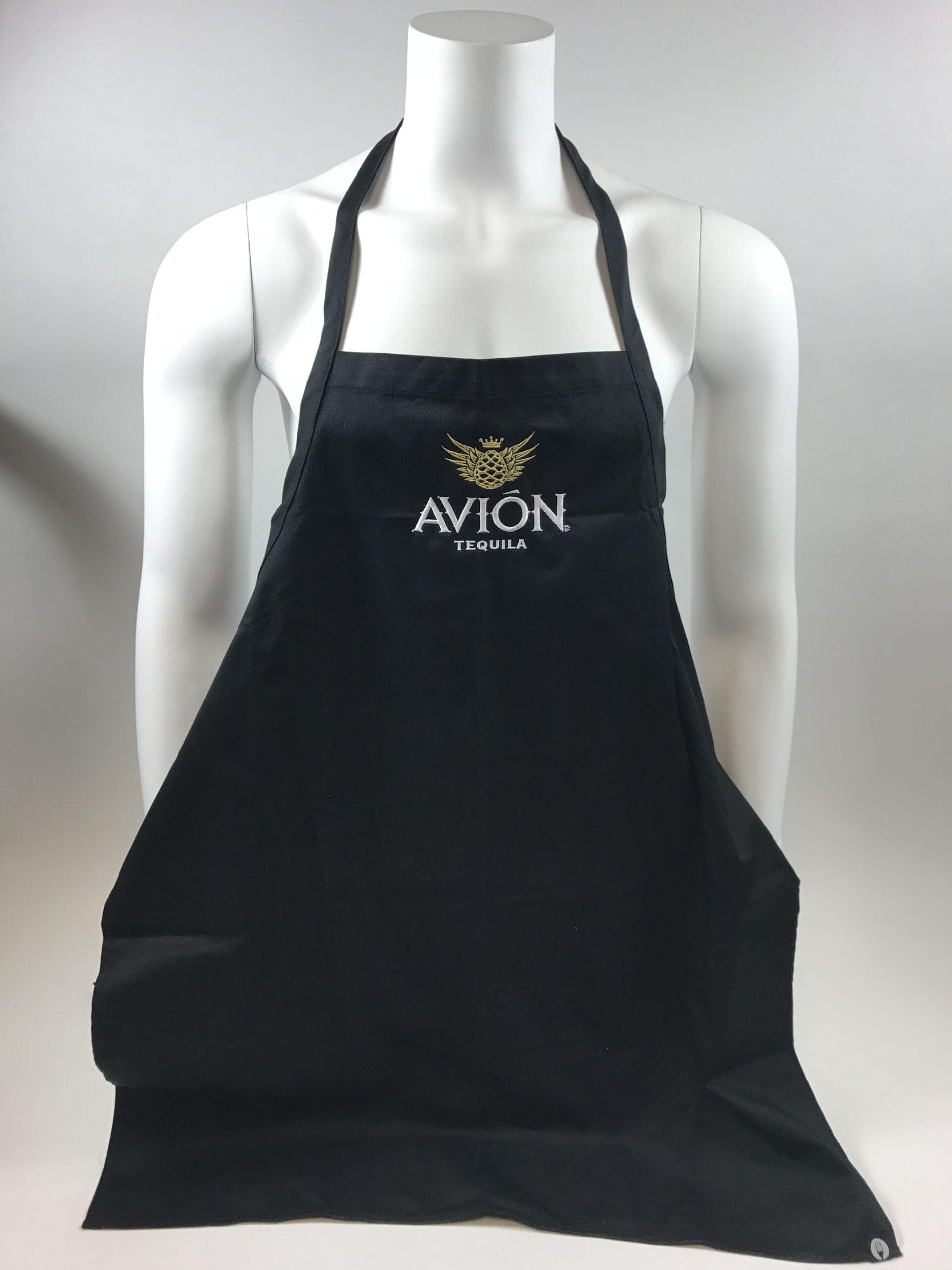 Using every available merchandising platform, is an important business strategy. Adding a custom embroidered apron to your custom designed employee uniform creates an opportunity for branding to be unified across all available platforms.