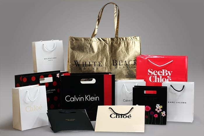 At PPD&G, we produce custom designed retail bags whose beauty is accentuated by the high quality paper or synthetic substrates they are made from allowing you to create the perfect custom shopping bags for your brand.