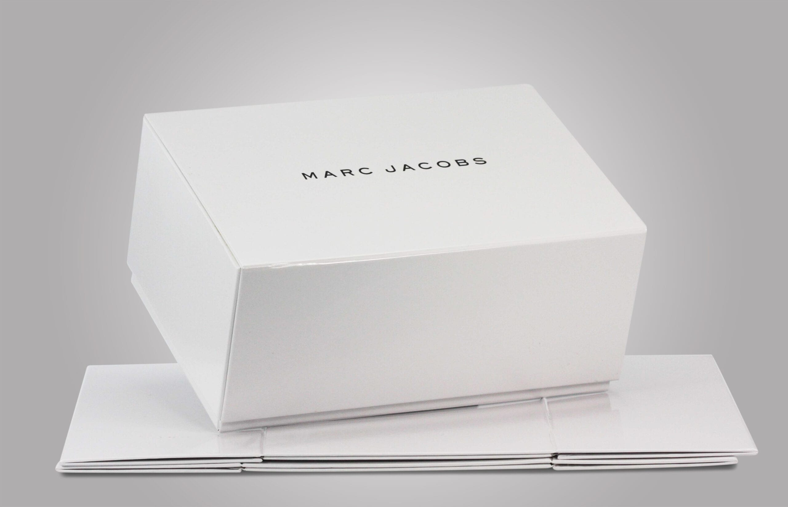 A custom designed collapsible box can be made simplistically stylish here at PPD&G, thanks to our numerous finishing capabilities. These custom knockdown boxes are proof of what we can do here at PPD&G when it comes to custom designed packaging.