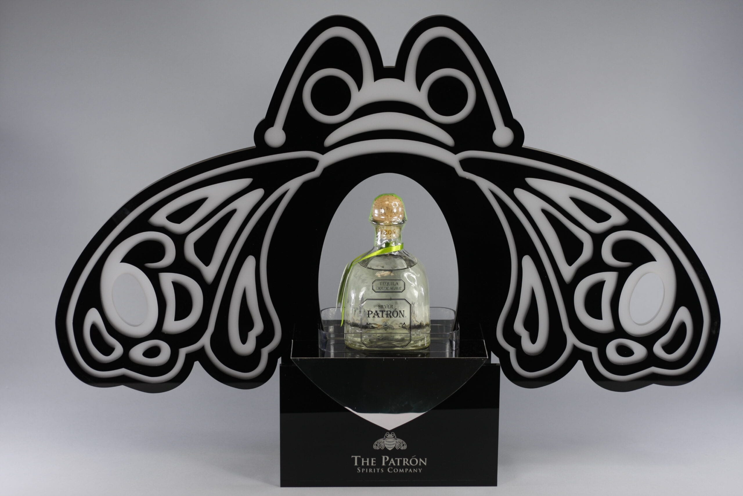 At PPD&G, through every step of the design process we continue to push the boundaries, exemplified by this cutting edge acrylic bottle display featuring intricate detailing and LED lighting to draw in potential customers.