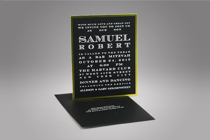 Your invite says a lot about your event. Make it stand out, with the help of our cutting edge printing and finishing.