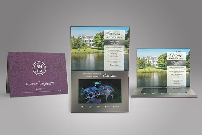 Video and audio is a fantastic way to introduce your product or service, enhance your brand with the help of PPD&G by incorporating modern technology through an informational video brochure to convey information and appeal to the senses of your customers.
