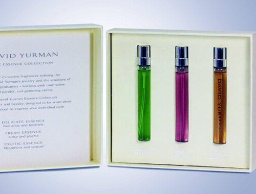 Custom Perfume Sample Packaging