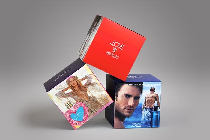 Created with our cutting edge printing and finishing, a custom designed merchandising cube can feature multiple graphics to market your product or brand more efficiently without breaking the bank.