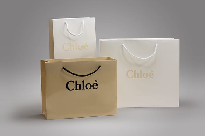 A great way to add that extra marketing touch to your brand, take your retail business to the next level, with a custom designed retail shopping bag.