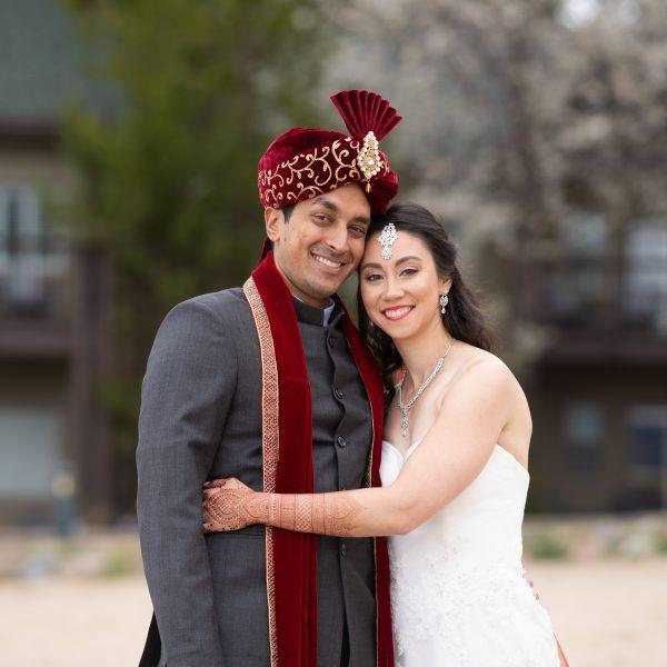 Laura & Anuj