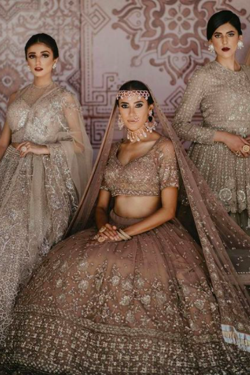 Bay Area South Asian Bridal Outfits