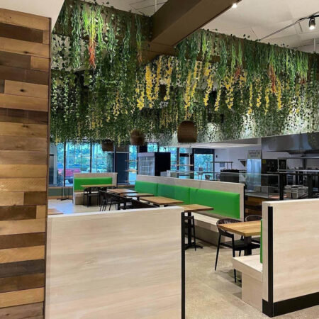 Eat District healthy Asian Bowl inside view