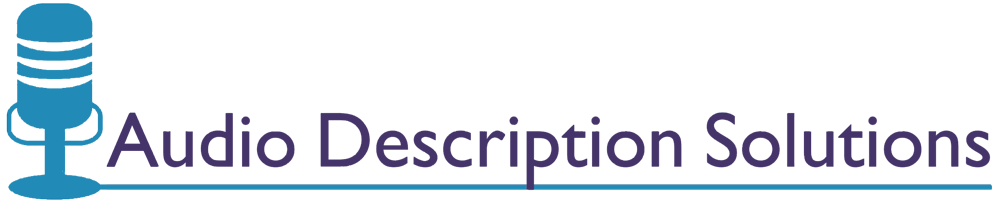 Audio Description Solutions logo
