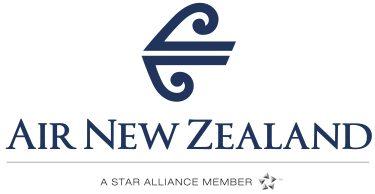 APAC zealand airline brand logo