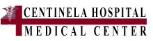LA sports hospital brand logo
