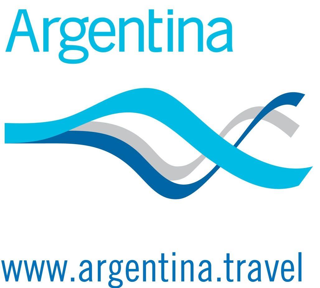 argentina tourism brand logo